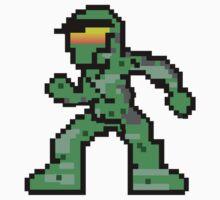 Pixel Guy Baby Tee