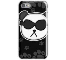 Cool Panda iPhone Case/Skin