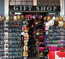 Gift Shop by Marie Van Schie