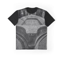 Patience With Tourists - Kuykuit Rockefeller Estate | Sleepy Hollow, New York Graphic T-Shirt
