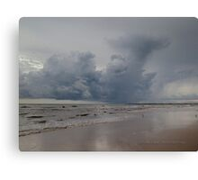 Tropical Sky Canvas Print