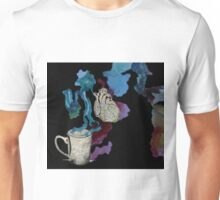 Caffein for the Heartbeat Unisex T-Shirt