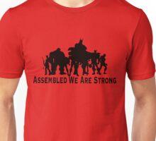 Earth's Mightiest Heroes Unisex T-Shirt