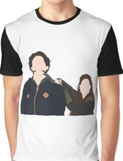 Blake siblings Graphic T-Shirt