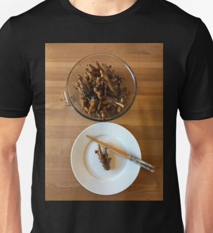 Chinese Spicy Chicken Feet Unisex T-Shirt