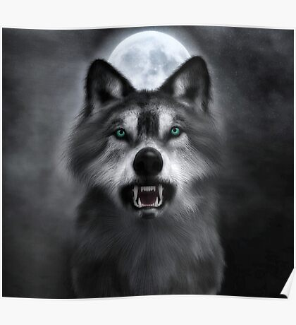 Moon Wolf  Poster