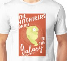 Babble Fish Movie Design Unisex T-Shirt
