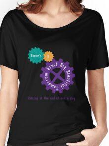 Progress Women's Relaxed Fit T-Shirt