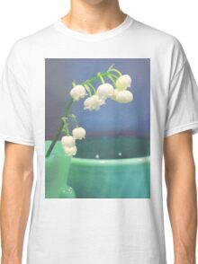 Vintage Lily of the Valley Classic T-Shirt