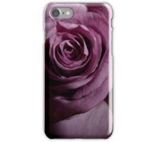 rose; light in the darkeness iPhone Case/Skin
