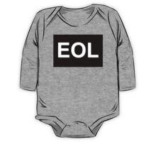EOL End Of Life One Piece - Long Sleeve
