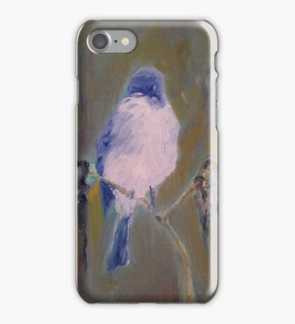 Sweet Eastern Phoebe iPhone Case/Skin