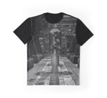 Bather Putting Up Her Hair - Statue By Aristide Maillol - Kykuit Rockefeller Estate | Sleepy Hollow, New York Graphic T-Shirt