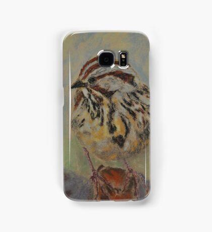 Lincoln's Sparrow Samsung Galaxy Case/Skin