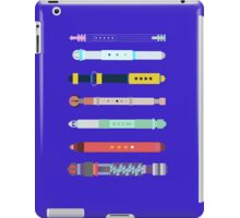 Custom Sonic Screwdrivers iPad Case/Skin