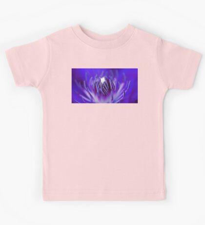 Inside A Flower Kids Tee