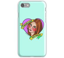 I Never Liked You iPhone Case/Skin