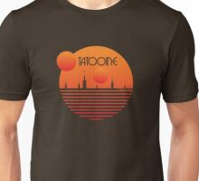 Visit Tatooine Too Unisex T-Shirt