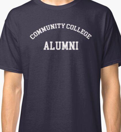 Community College Alumni Shirt Classic T-Shirt
