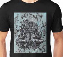 T51 Power Armor Helmet Unisex T-Shirt