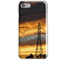Fire Sky iPhone Case/Skin