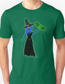 The Halloween Witch's Daughter T-shirt T-Shirt