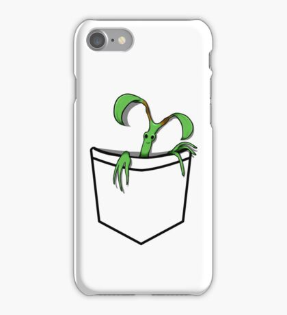 Pickett the Pocket Bowtruckle iPhone Case/Skin