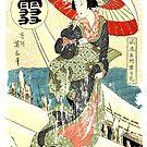 Yuki Onna by masachan