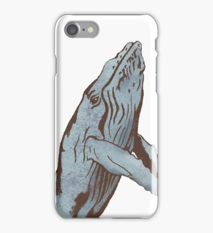 """Lineage"" Whale iPhone Case/Skin"