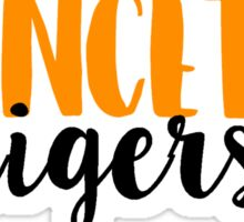 Princeton Tigers Sticker