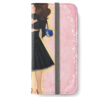 Miss Edwards iPhone Wallet/Case/Skin