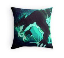 guts Throw Pillow