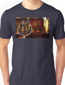 Magnifying Glass Unisex T-Shirt
