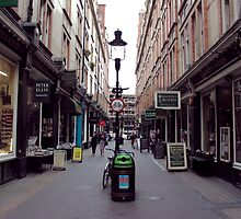 Diagon Alley (Cecil Court) by mariaisamarvel
