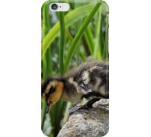 Jump mum iPhone Case/Skin