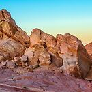 Magic Colors - Valley of Fire by JHRphotoART