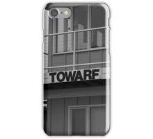 Seaside Warf iPhone Case/Skin