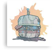 Robo-Burger Canvas Print