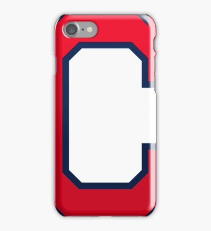 LOGO CLEVELAND INDIANS - BASEBALL iPhone Case/Skin