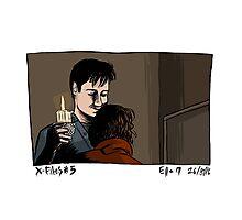 X-Files - Hug Photographic Print