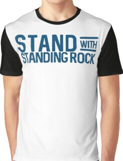 Stand With Standing Rock Shirt Graphic T-Shirt