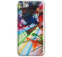 OUT HERE iPhone Case/Skin