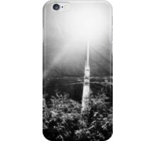 Lamppost iPhone Case/Skin