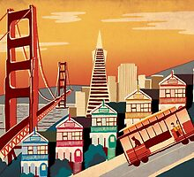 San Francisco by Sam Brewster