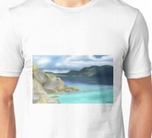 View from Orcas Unisex T-Shirt