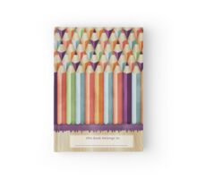 Draw Me in Colour Hardcover Journal