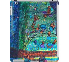 SWIMMING with GUPPIES iPad Case/Skin