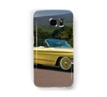 1961 Cadillac Series 62 Convertible Samsung Galaxy Case/Skin