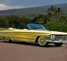 1961 Cadillac Series 62 Convertible by DaveKoontz