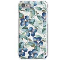 Plum Plum #redbubble #lifestyle iPhone Case/Skin